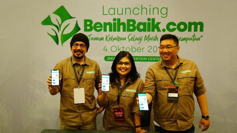 Startup Crowdfunding BenihBaik.com Dorong Masyarakat Berbagi Kebaikan ke Sesama