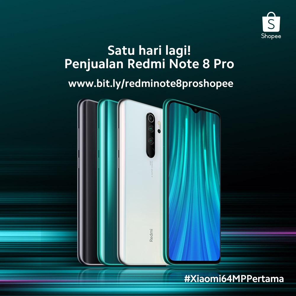 First Sale Redmi Note 8 Pro_1