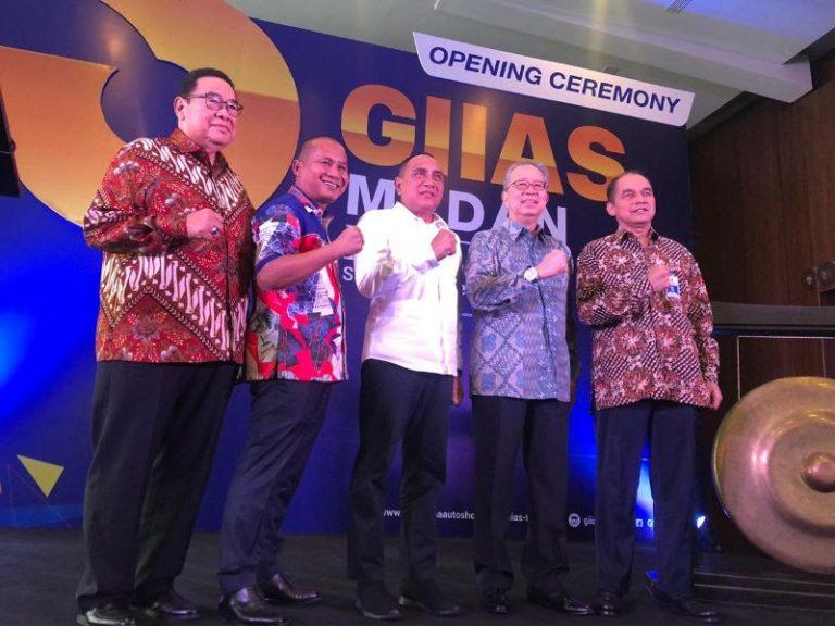 Delapan Merek Kendaraan Terkemuka Hadir di GIIAS Medan 2019