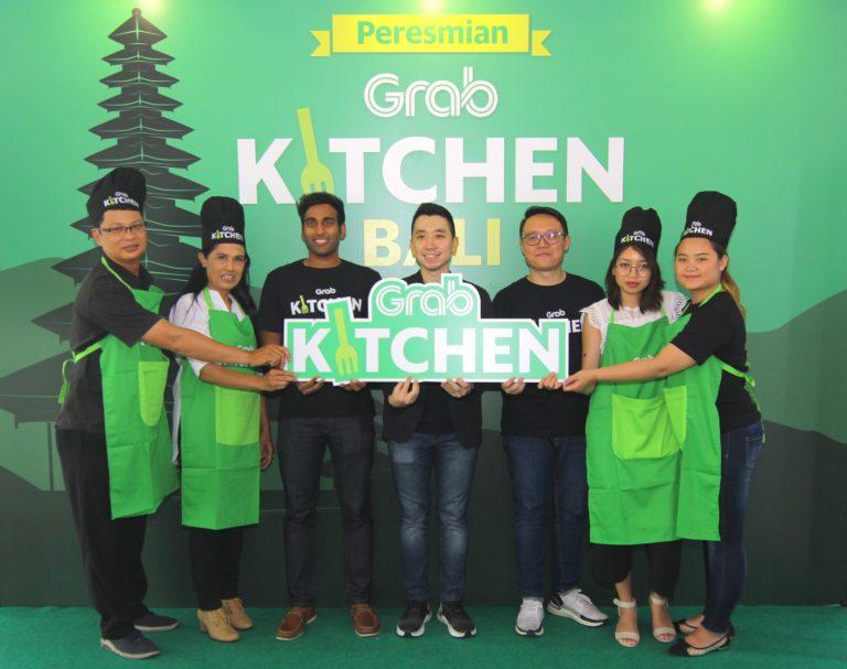 Lokasi Strategis, Merchant Terbaik: GrabKitchen Resmi Beroperasi di Bali