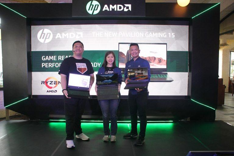 HP Pavilion Gaming 15 dengan AMD Ryzen Dipatok Rp9 Jutaan, Bagaimana Spesifikasinya?