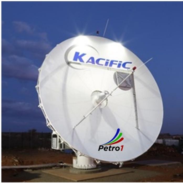 Kacific Tunjuk Petro1 Menjadi Mitra Resmi Penyedia Layanan Broadband Kacific di Indonesia