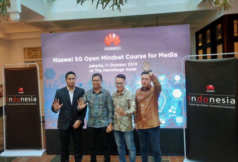 Siap Bangun Ekosistem 5G Lengkap di Indonesia, Ini Strategi Huawei
