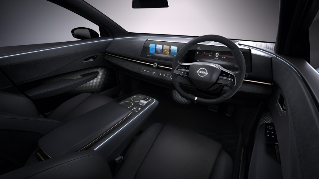 Nissan Konsep Ariya