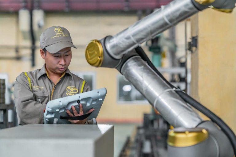 Indonesia Peringkat ke-26 Dunia Adopsi Robot Kolaboratif