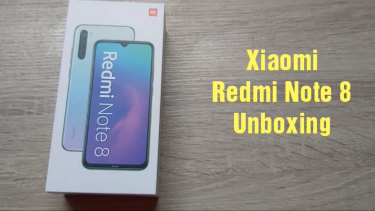 Cek Dulu Sebelum Beli, Ini Isi Kemasan Paket Penjualan Redmi Note 8