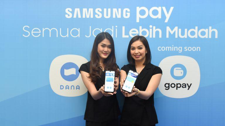 Gandeng Dana dan GoPay, Samsung Pay Hadir Sebagai Wadah Pembayaran Digital