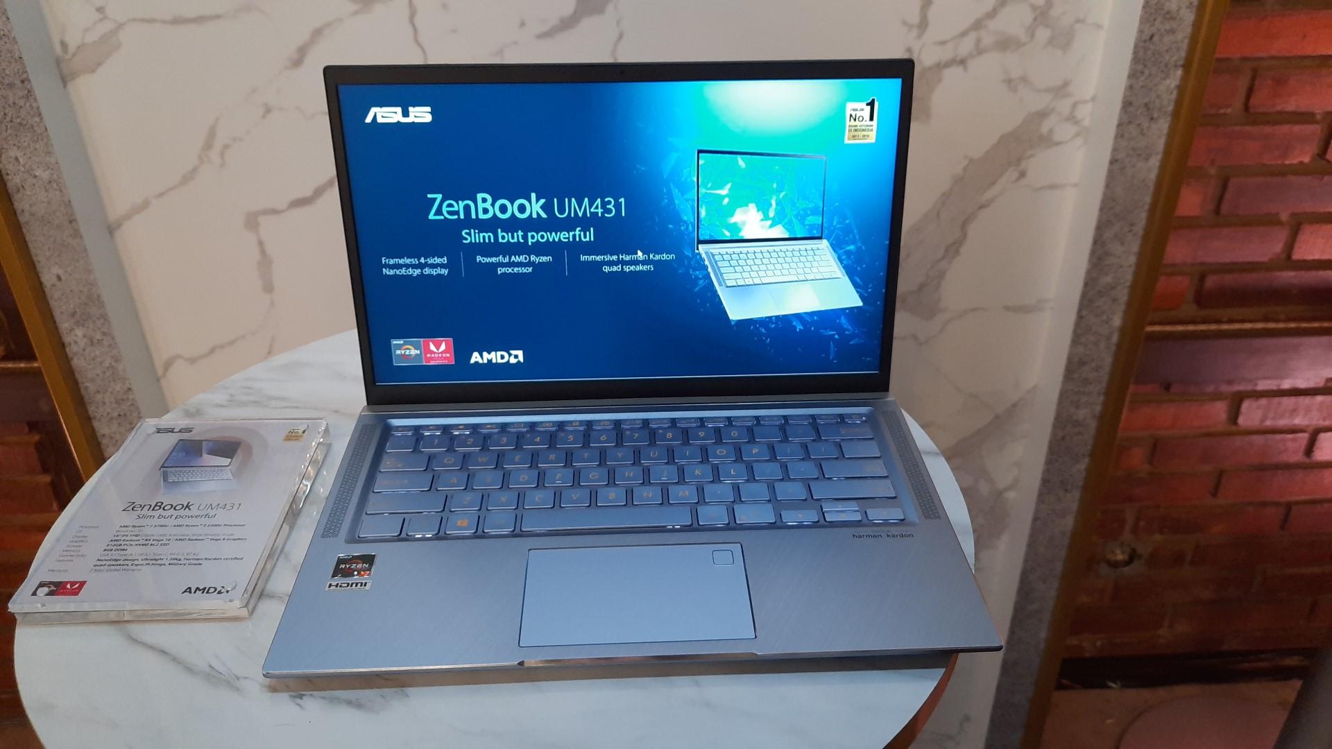 Asus ZenBook UM341