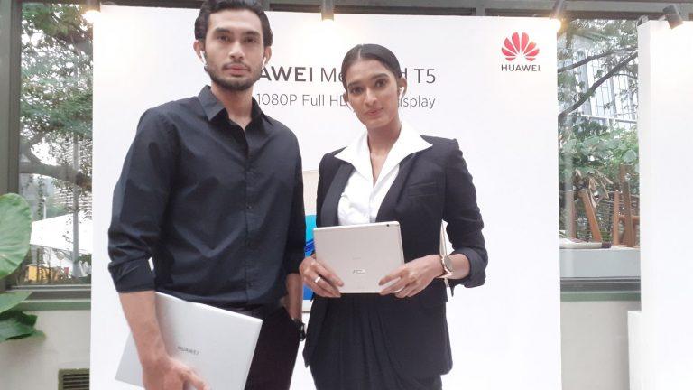 Tablet Huawei MediaPad T5 Resmi Hadir di Indonesia, Harga Dibawah Rp3 Juta!