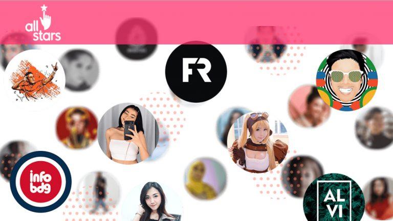 Butuh Influencer? Famous Allstars Tawarkan Daftar Influencer dalam Platform Digital