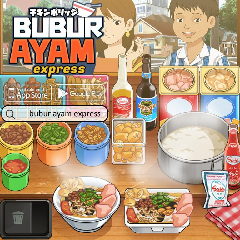 """Bersama Sasa, Gambir Studio-Harousel Sukses Lahirkan """"Bubur Express"""""""