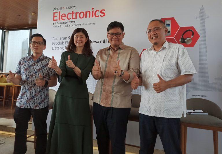 Sambangi Pebisnis Tanah Air, Pameran Supplier Elektronik Terbesar akan Digelar 5-7 Desember 2019