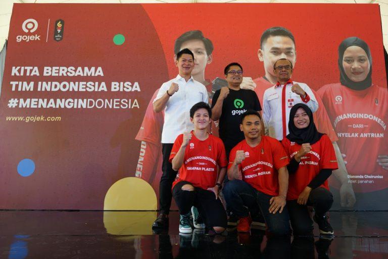 Dukung Kiprah Atlet Indonesia di SEA Games 2019, Gojek Usung Kampanye #MenangIndonesia
