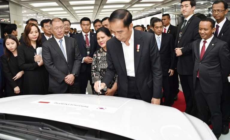 Investasikan 1,55 miliar USD, Hyundai Motor akan Bangun Pusat Manufaktur ASEAN Pertama di Indonesia