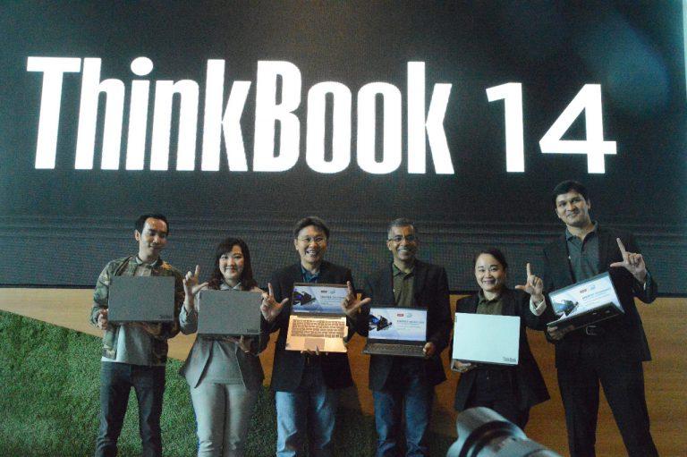 Sematkan Fitur Teknologi Bisnis yang Powerful, Lenovo Luncurkan ThinkBook 14 di Indonesia