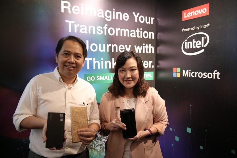 Lenovo Perkenalkan ThinkCentre seri M90n-1 Nano dan ThinkCentre M90n-1 Nano IoT, Desktop Komersial Terkecil di Dunia