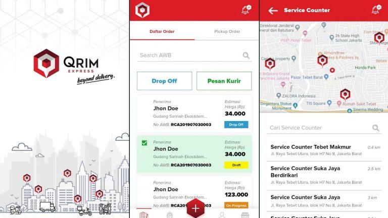 Luncurkan Aplikasi Mobile, QRIm Express Ingin Raih Pertumbuhan 137 Persen di Tahun 2020