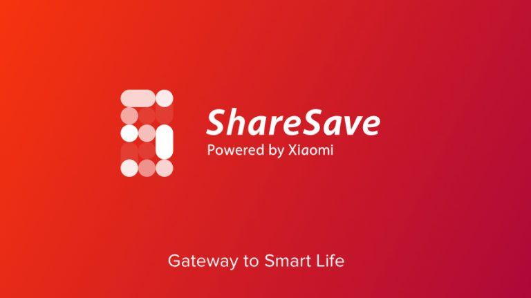 ShareSave, Online Marketplace dari Xiaomi Ini Kini Hadir di Indonesia