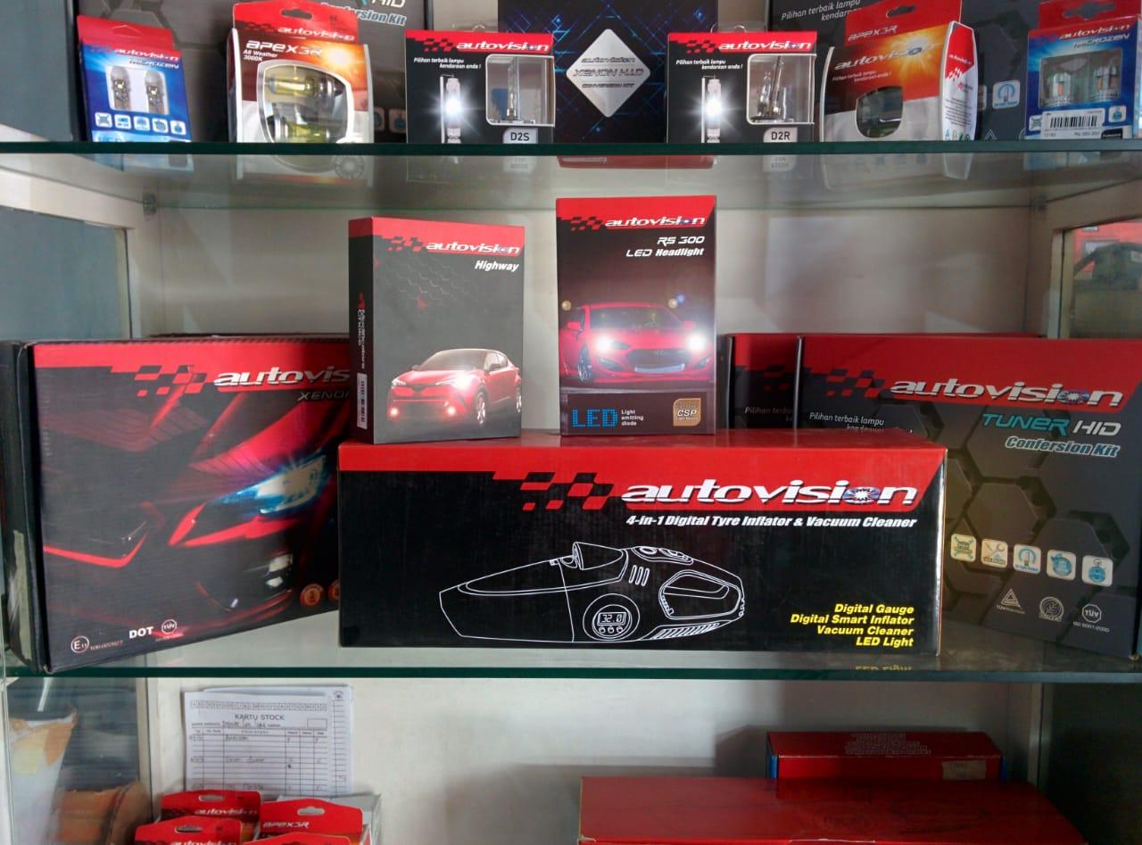 Lampu Autovision