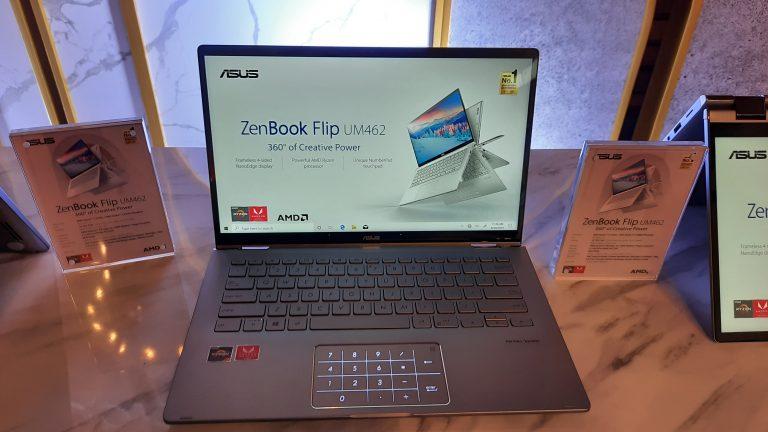 Asus Luncurkan Dua ZenBook Berbasis AMD, Harga Lebih Terjangkau