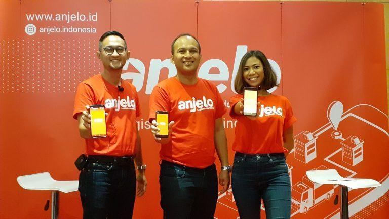 Ramaikan Jasa Logistik Indonesia, Platform Anjelo Bidik 200 Ribu Transaksi di 2020