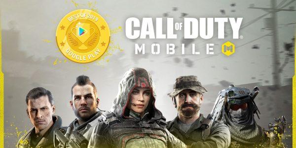 Selamat! Call of Duty®: Mobile – Garena Borong Tiga Penghargaan Sekaligus di 2019