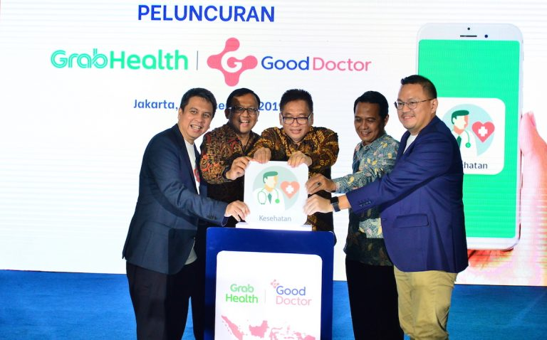 Bermitra dengan Good Doctor Technology Indonesia, Grab Merilis Layanan Kesehatan Digital GrabHealth powered by Good Doctor