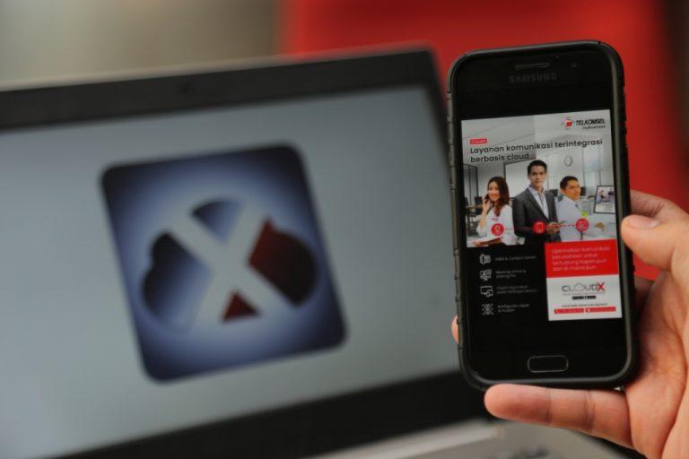 Telkomsel Tawarkan Solusi CloudX, Layanan Komunikasi Terintegrasi Cloud Tanpa Perlu Investasi Besar