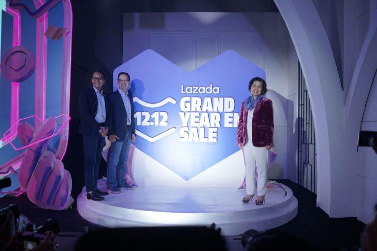 """""""Kabulkan Keinginanmu"""", Lazada 12.12 Grand Year End Sale Berikan 3 Hari Diskon dan Voucher Total 12 Miliar IDR!"""