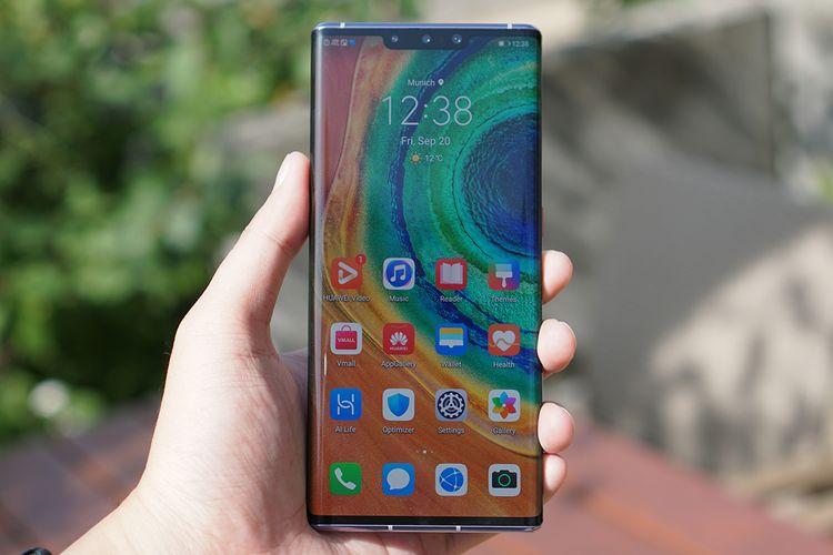 Huawei Sukses Mengapalkan Lebih Dari 12 Juta Ponsel Seri Mate 30 Secara Global