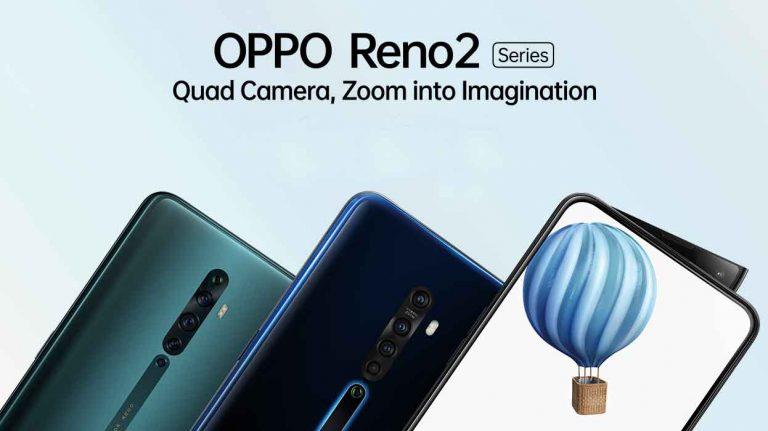 OPPO Punya Reno 2 dan Reno 2 F, Apa Saja Perbedaannya?