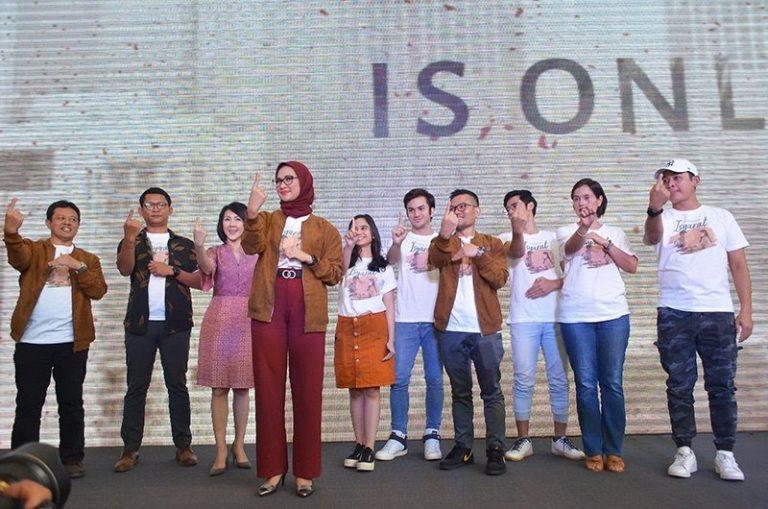 """Angkat Kisah Nyata Perjuangan Stafsus Presiden, MAXStream Hadirkan Serial Drama """"Isyarat"""""""