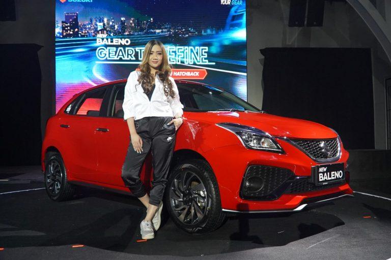 Suzuki New Baleno Ditujukan untuk Keluarga Muda Dinamis, Harga Mulai Rp 221 Juta