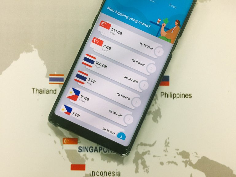 Akomodir Kebutuhan Internet di Luar Negeri, by.U Luncurkan 'Roam Like Local'