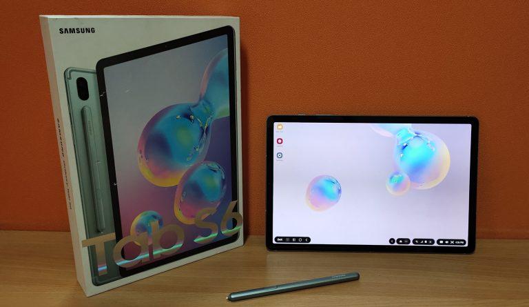 Samsung Galaxy Tab S6, Tablet Ringkas dan Mobile yang Bisa Berfungsi Seperti Laptop