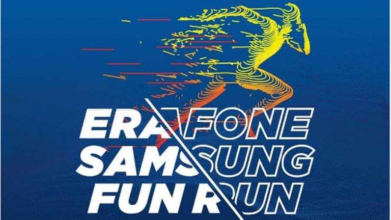 Dukung Gaya Hidup Aktif dan Sehat, Erafone Samsung Fun Run Sukses Diselenggarakan di Bali