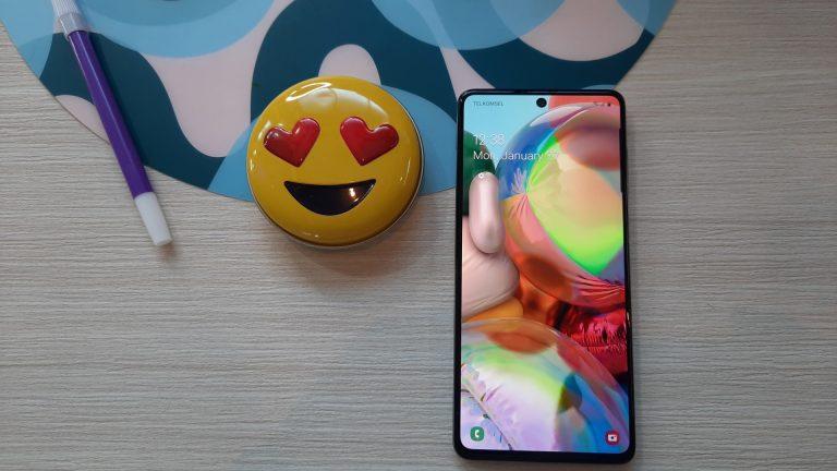 Peminat Esport Meningkat, Samsung Galaxy A71 Jadi Smartphone Resmi Piala Presiden Esport 2020