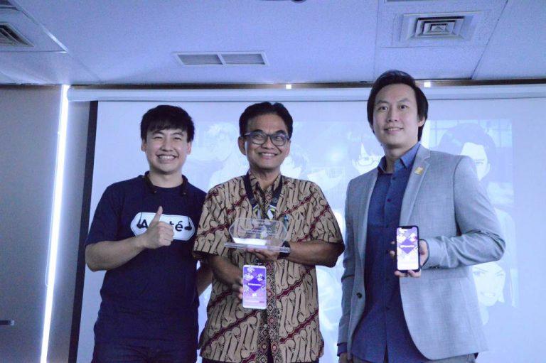 Kembangkan Industri Kreatif, Agate & CIAYO Rilis Platform Visual Novel Memories