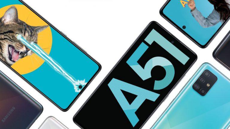 Diluncurkan Hari Ini Bersama BlackPink, Pre Order Samsung Galaxy A51 Sudah Dimulai 10 Januari