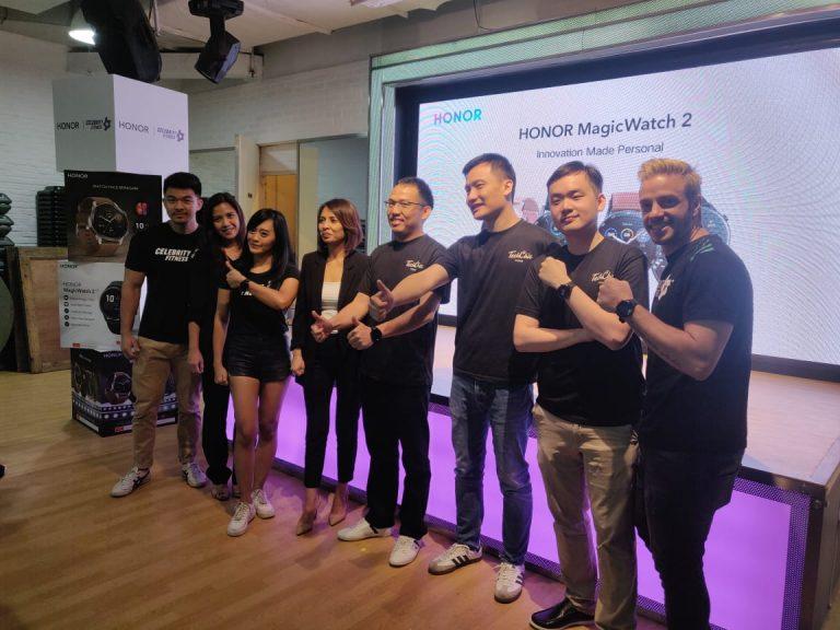 Gandeng Celebrity Fitness, Honor MagicWatch 2 Hadir Lebih 'Segar'