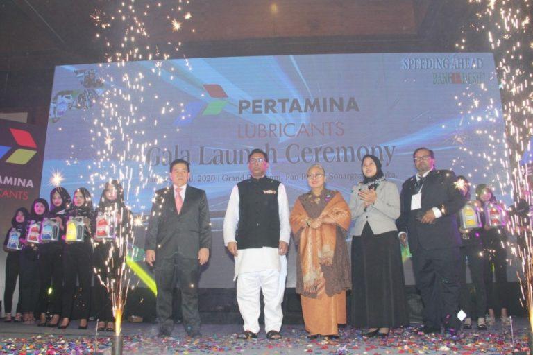 Pertamina Lubricants Tunjuk Petro Products Company sebagai Distributor di Bangladesh