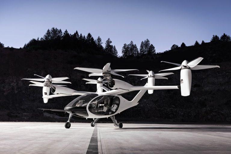Toyota Kucurkan Rp4,7 Triliun untuk Startup Taksi Terbang Joby Aviation