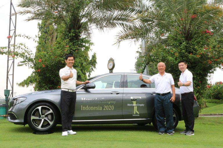 Masuk Edisi Ke-24, Turnamen Golf Internasional MercedesTrophy Indonesia Kembali Digelar