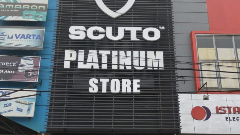 Outlet Scuto Platinum Semarang Sajikan Teknologi Modern Perawatan Bodi Dan Kaca Kendaraan