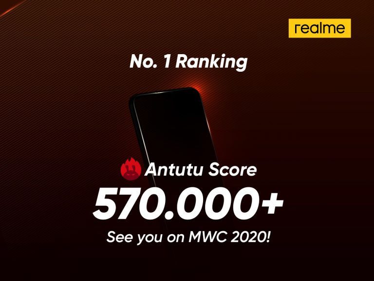 Punya Kode RMX2071, Realme Persiapkan Smartphone dengan Skor AnTuTu Tertinggi