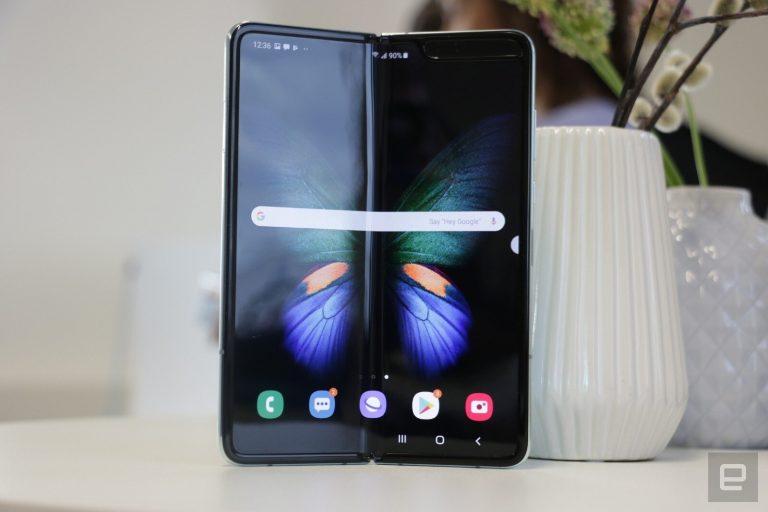 Selama 2019 Samsung Galaxy Fold Telah Terjual Hingga 500 Ribu Unit