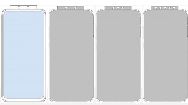 Xiaomi Patenkan Desain Pop-Up Camera Terbaru