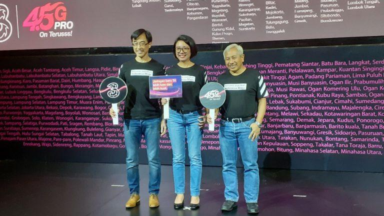 8 Kali Lebih Cepat, Ini Upaya 3 Indonesia Meningkatkan Kualitas Jaringan Mereka