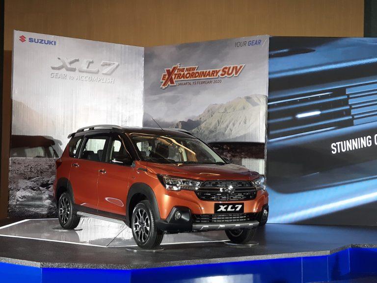 Suzuki Luncurkan XL7, SUV Tujuh Penumpang yang Dibanderol Mulai Rp 230 Jutaan