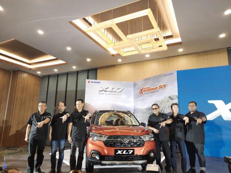 Wow! Jumlah Pemesanan Suzuki XL7 Lampaui Target